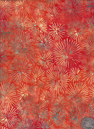 Batik -Fireworks 491