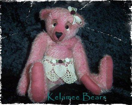 """Molly 30cm - 12"""" Mohair Bear"""