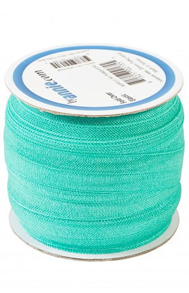 Fold Over Elastic - 20mm - ByAnnie - Turquoise