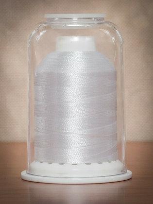 Hemingworth Thread 100om - Pure White - 1001