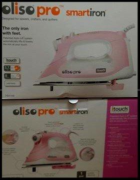 Oliso Pro Smart Iron - Pink
