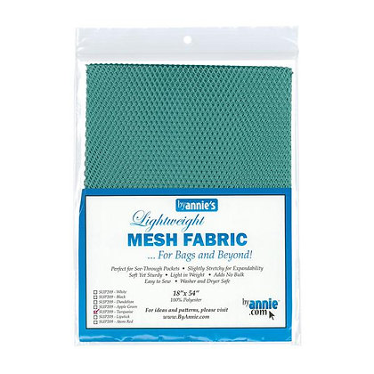 By Annie's Mesh Fabric - Turquoise