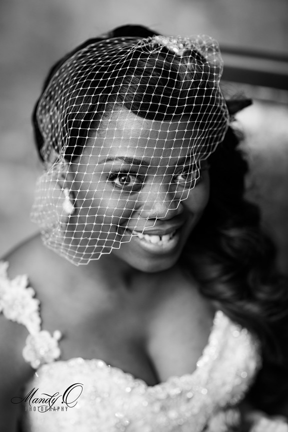 bride-net-on-face-black-and-white-Mandy-