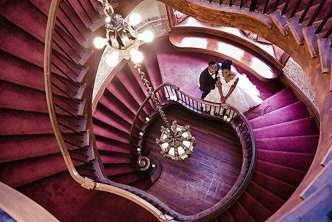 wedding-shoot-staircase-pov-mandy-o-phot