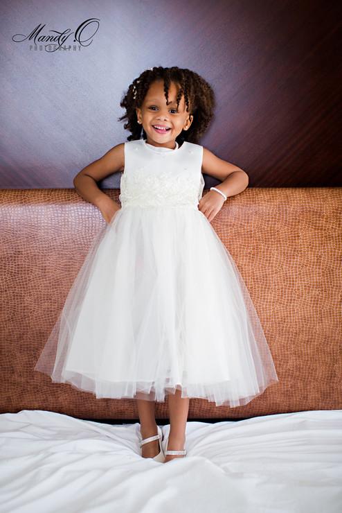 american wedding cute flowergirl girl po