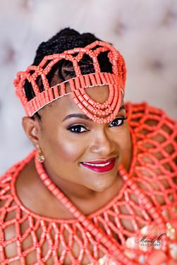Nigerian traditional marriage Igbo bride