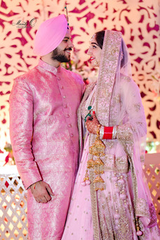 Indian wedding bride couple groom shaadi