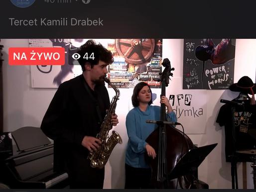 Tercet Kamili Drabek - koncert