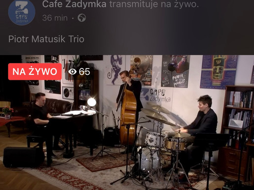 Piotr Matusik Trio - koncert