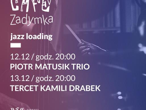 Pierwsze streamingi z Cafe Zadymka