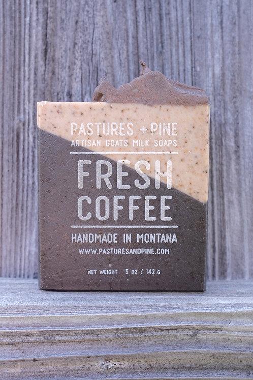 FRESH COFFEE SCRUB BAR