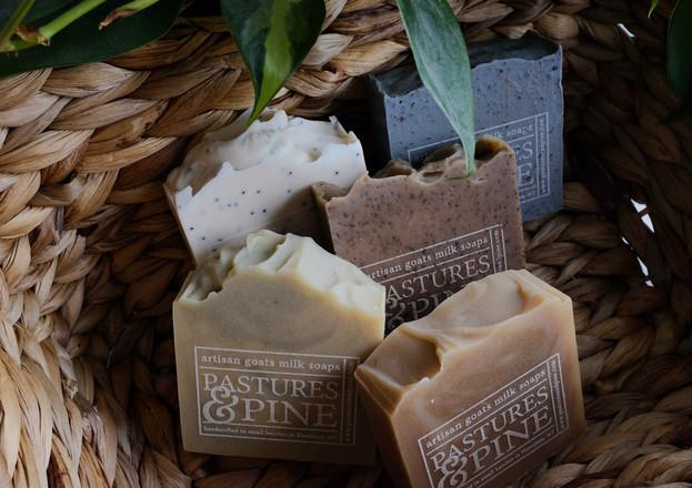 SOAP SHOP | Pastures + Pine Small Family Farm, Handmade