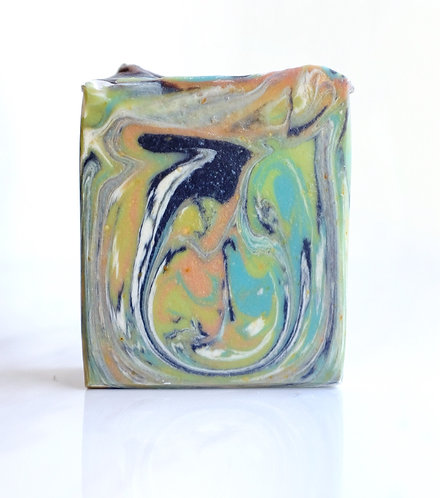 SANDALWOOD Goats Milk Soap