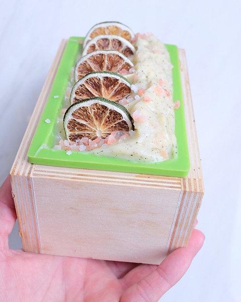 custom made half loaf (5 bars)