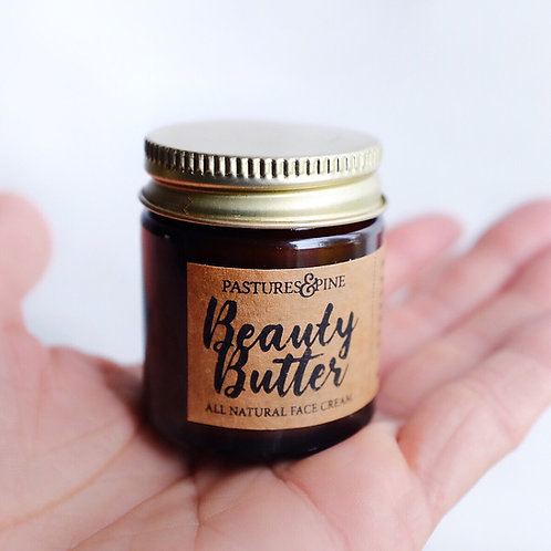 Beauty Butter Face Cream