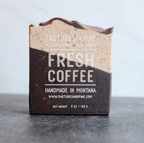 special pre-order FRESH COFFEE SCRUB BAR (12/20 delivery)