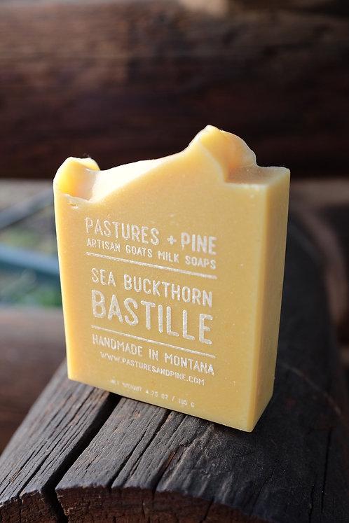 ultra gentle Sea Buckthorn Bastille soap