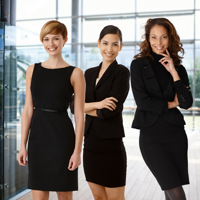 4 Stereotypes About Women In The Workplace (That Aren't True)