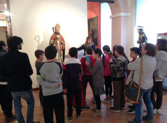 visita in museo