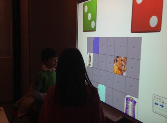 laboratorio multimediale con LIM