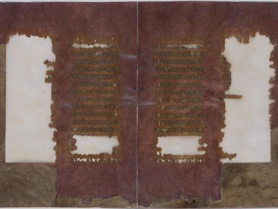 Codex Purpureus di Sarezzano sec. V-VI .