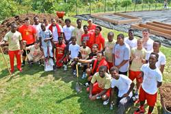PHHS Garden Build