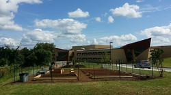 Penn Hills high School Garden