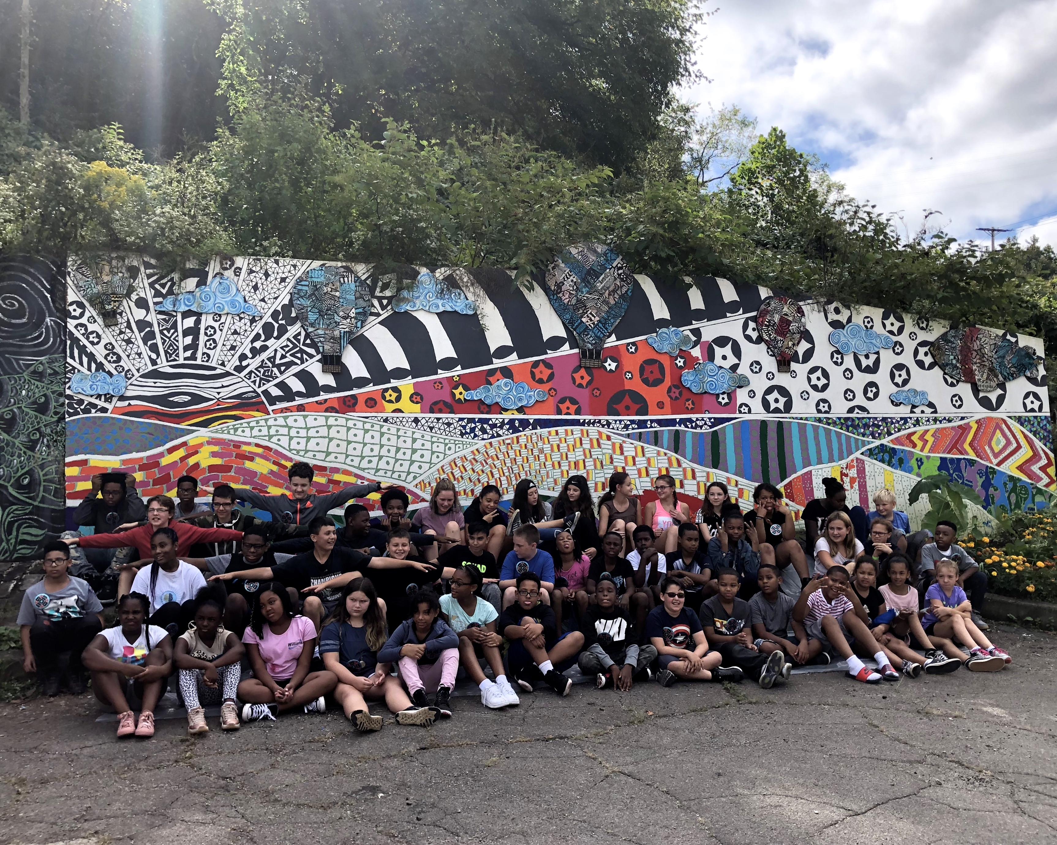 Linton 5th &7th Grader Field Trip