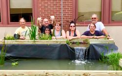 Linton Pond Build