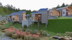Micro Home Community for Veterans