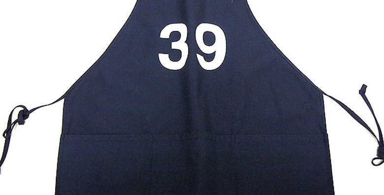 SHORT APRON(39 NAVY)