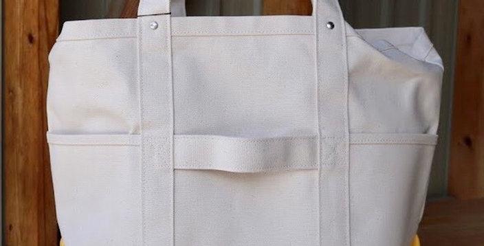 TOOL BAG(OFF WHITE×YELLOW )