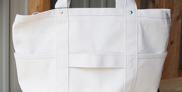TOOL BAG(OFF WHITE×BLACK)