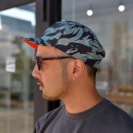 TIGER CAMO CAP