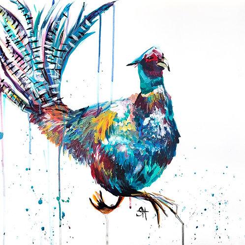 'Jaunty Pheasant' Limited Edition Run