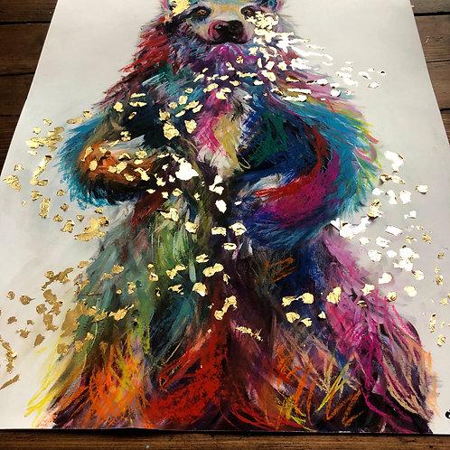 2/20 Gold Storm Bear