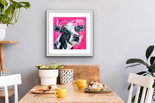 'WILD DAISY' Fine Art Open Run Print