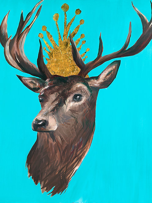 Crowned Stag