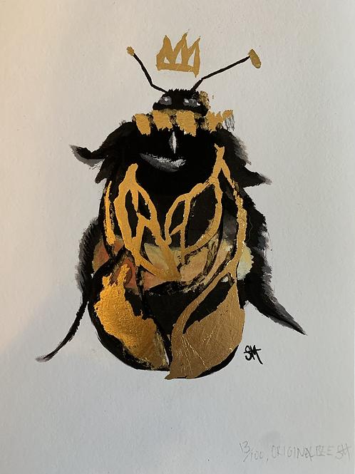 A4 QUEEN BEE