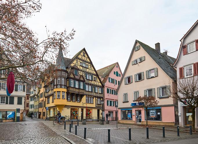 Old town - Tubingen, Germany