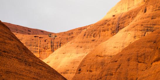Canyon Walls, Kata Tjuta / The Olgas