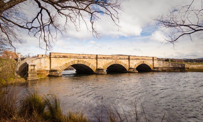 The Oldest Bridge, Richmond