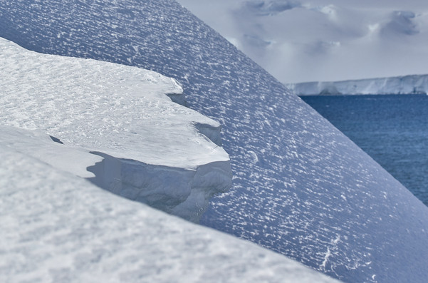 Ice shelf, Antarctica
