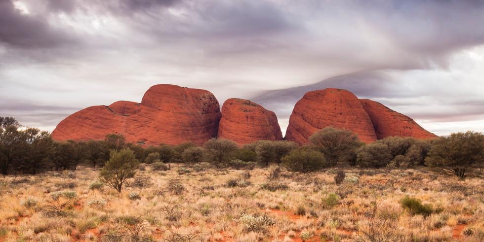 Kata Tjuta Northern Territory Australia_