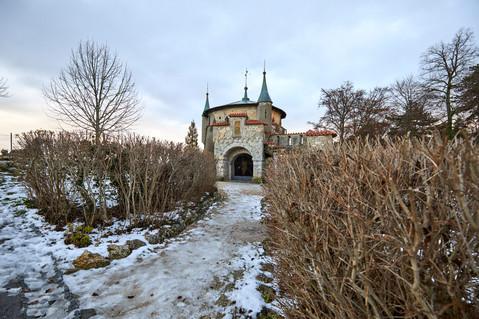 Fairytale castle, Germany