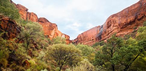 Red Walls, Kings Canyon