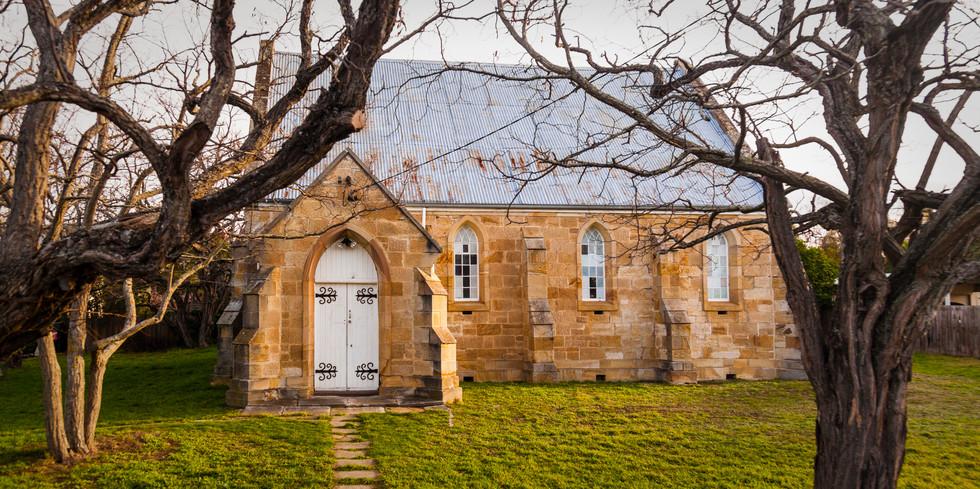 Hallowed Grounds, Richmond Tasmania
