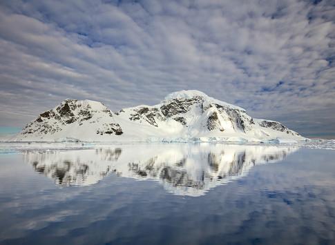 Mirror mirror, Antarctica