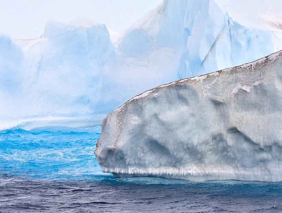 Shades of blue, Antarctica