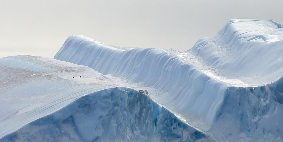 Ripples, Antarctica